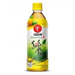 Thé vert saveur Miel Citron- OISHI 500 ml