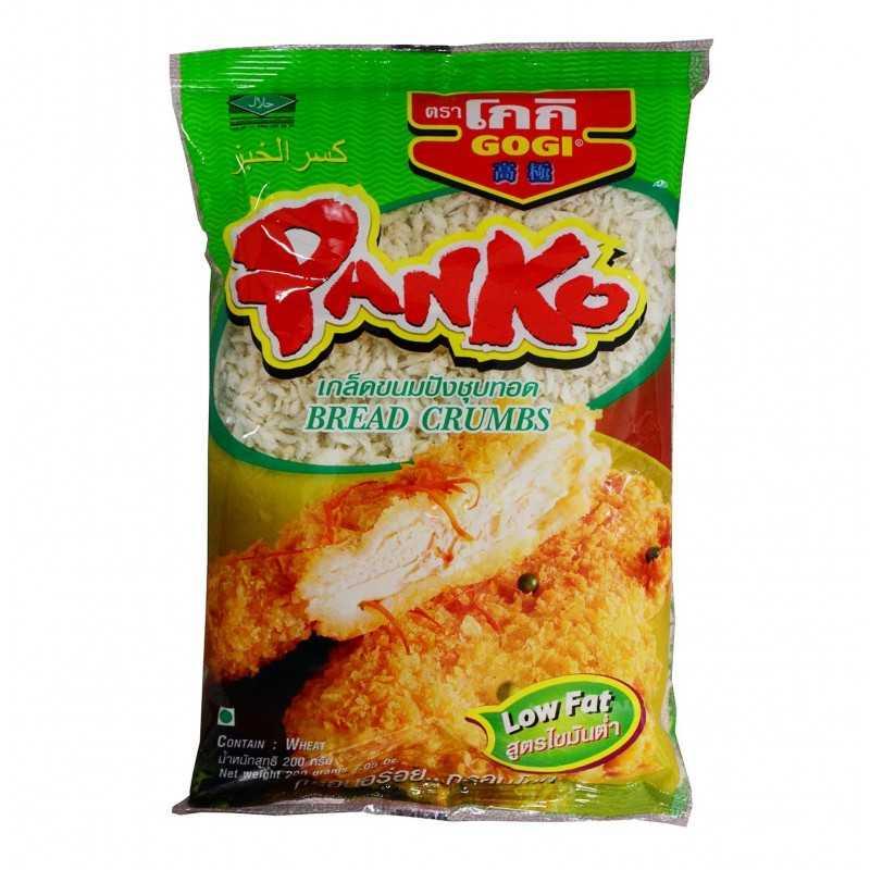 Panko chapelure de pain - Gogi 200g