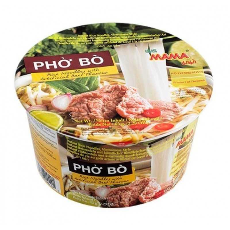 Nouilles Pho Bo - Mama 65g