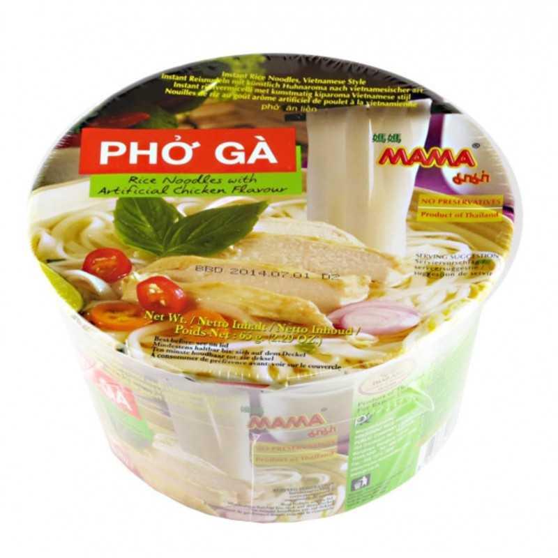 Nouilles Pho Ga - Mama 65g