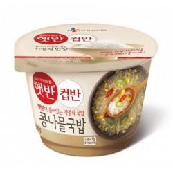 Soupe riz et pousses de haricot mungo - 270g
