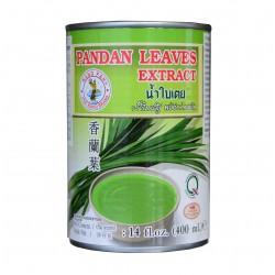 Extrait de feuilles de pandan - Nang Fah 400ml