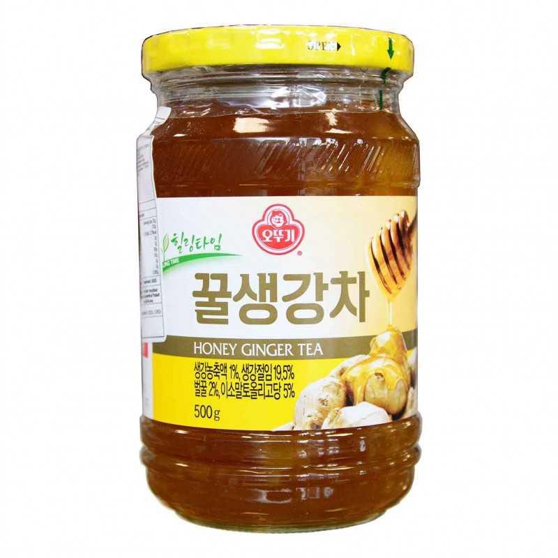 Thé au gingembre et au miel - Ottogi 500g