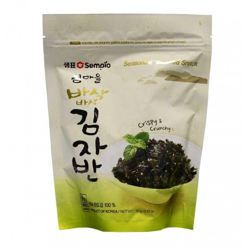 DOLJABAN - Feuilles d'Algues Grillées emincées - 50g