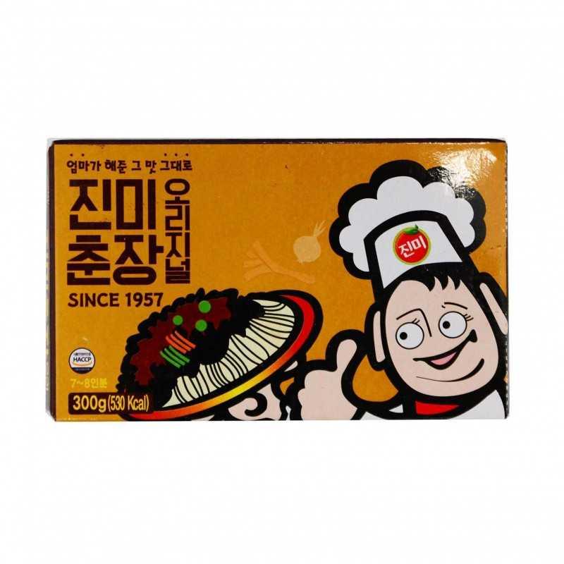 Pâte de haricots Noir Chunjang - Jinli- 300g