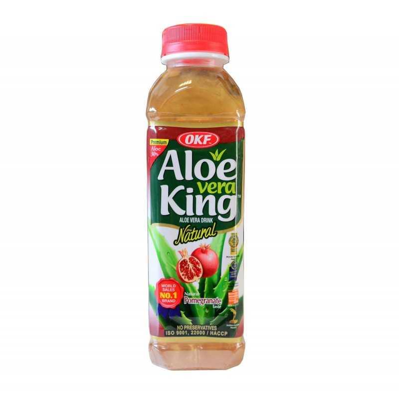ALOE VERA KING Grenadine- 500ml
