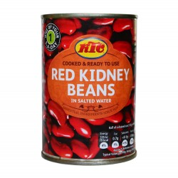 Haricots rouge - Red Kidney Beans - KTC 400g