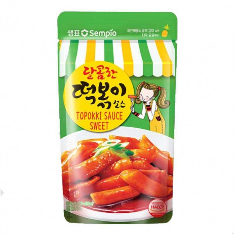 Sauce pour Tteokbokki sweet - Sempio 150g