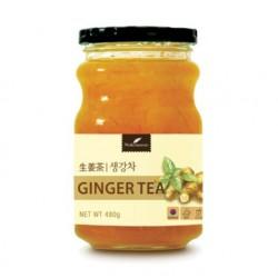 Thé au gimgembre et au miel - 480g