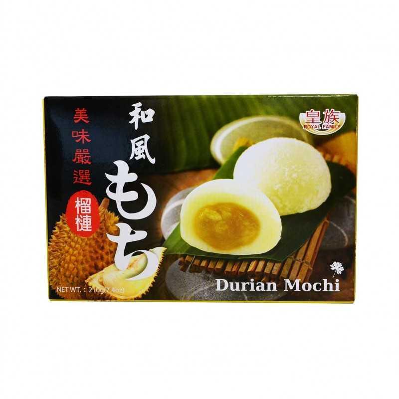 Mochis Fourré au durian - 210g - 6 pièces