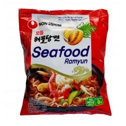 SEAFOOD Ramyum - Nouilles aux fruits de mer -Nongshim 025g