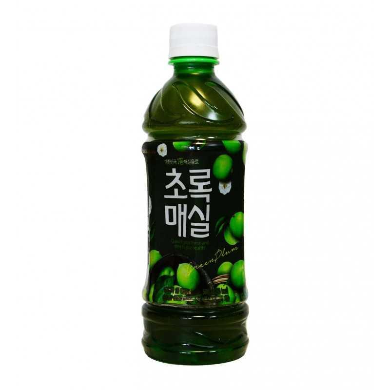 Boisson à la prune verte (Maesil) - Woongjin 500ml