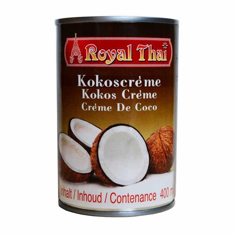 Crème de coco - Aroy-D 400ml