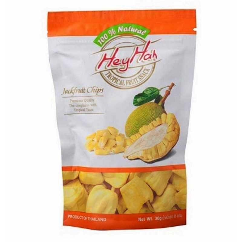 Jackfruit Chips (fruit du jacquier) - HayHah 30g