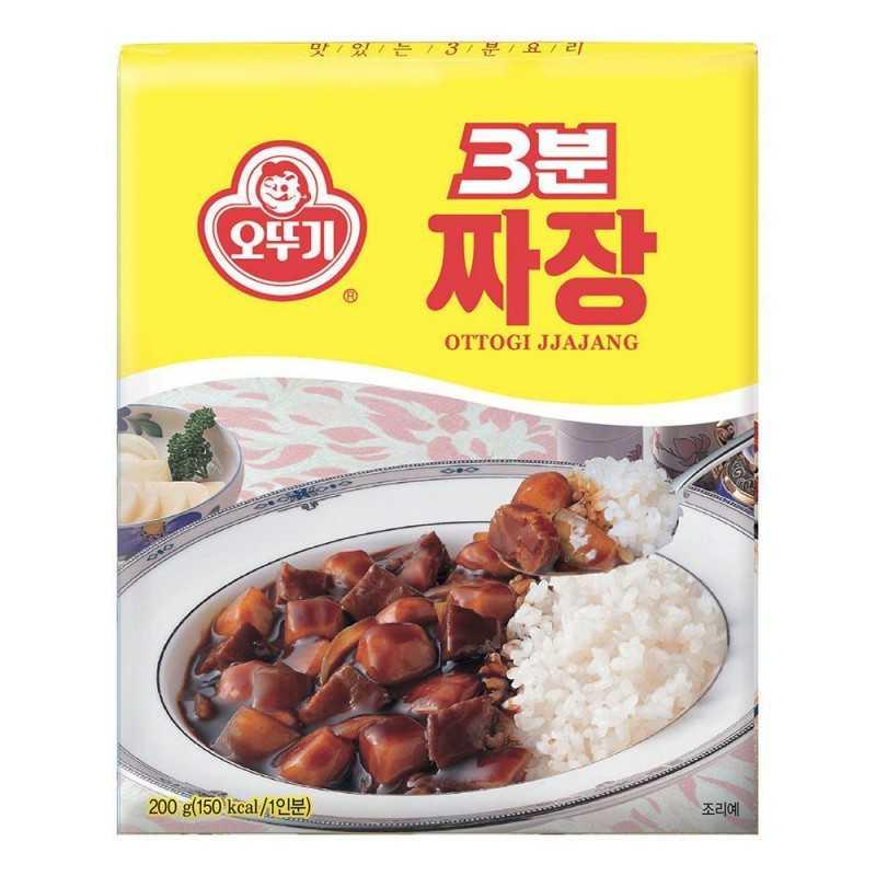 Sauce Jjajang 3 minutes - Ottogi 200g