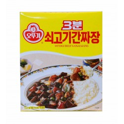Sauce Jjajang au boeuf 3 minutes - Ottogi 200g