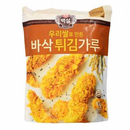 Mélangé pour Tempura (Farine de riz- farine de blé) - Beksul 1kg
