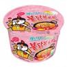 BULDAK BOKKEUM MYUN CARBO BOL - Nouilles Extra Piquante au Fromage- 105gg