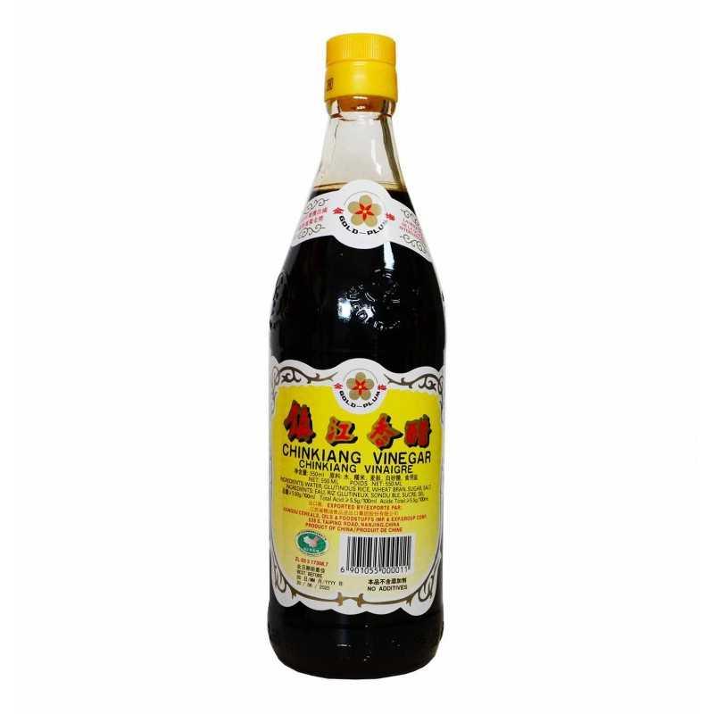 Vinaigre noir de Chinkiang - Gold Plum 550ml