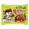 BULDAK BOKKEUM MYUN JJajang: Poulet et sauce de haricot noir- 140g