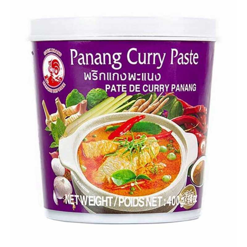 Panang curry pâte 400g