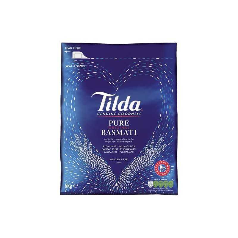 Ris Basmati - Tilda 5Kg