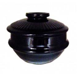 TTUKBAEGI -Pot en Terre Cuite Coréen - DIA 176 mm