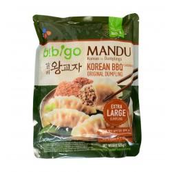 Manndu Gyoza - Ravioles BBQ - Bibigo 525g