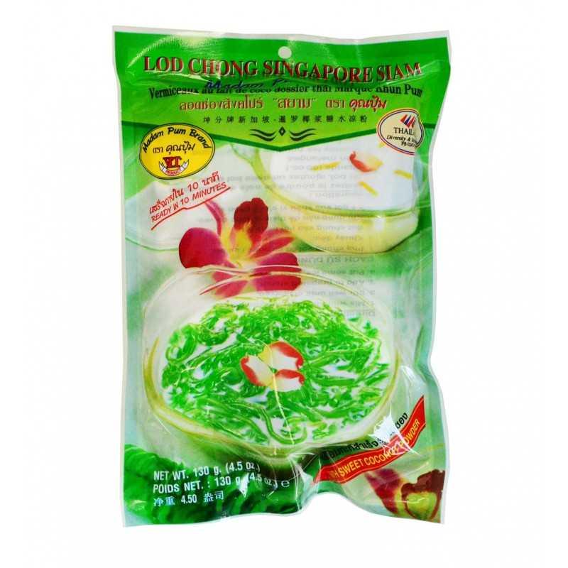 Dessert Thaï - Lod Chong - Madam Pum 130g