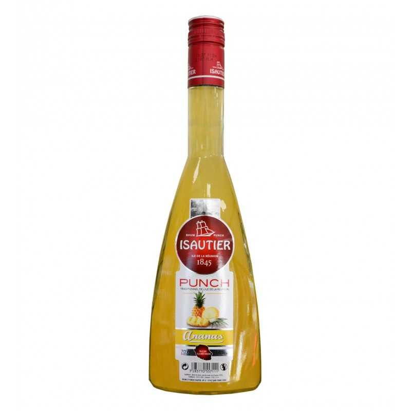 Punch ananas - Isautier 70cl
