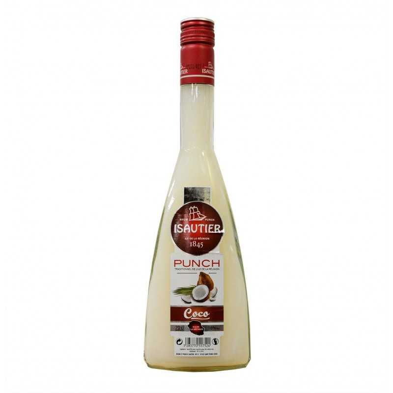 Punch coco - Isautier 70cl