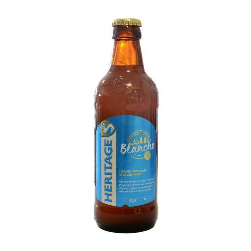 Bière Héritage Dodo Blanche 33cl