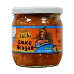 Sauce rougail - Chaleur créole 380g