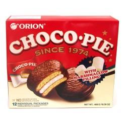 Choco Pie - Orion 12Packs - 336g