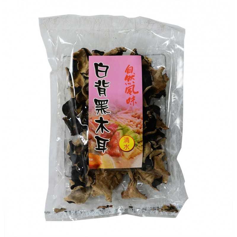Champignons Noir et blanc Déshydratés 100g