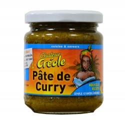 Pâte de curry - Chaleur créole 200g
