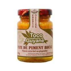 Pâte de piment rouge - Toco 100g
