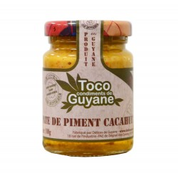 Pâte de piment cacahuète - Toco 100g