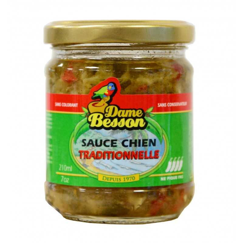Sauce chien - Dame Besson - 21cl