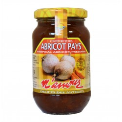 Confiture Abricot Pays - Mamour 325g