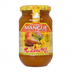 Confiture mangue - Mamour 325g