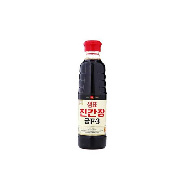Sauce Soja Gold F-3 930 mL SEMPIO