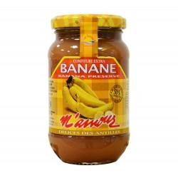 Confiture banane - Mamour 325g
