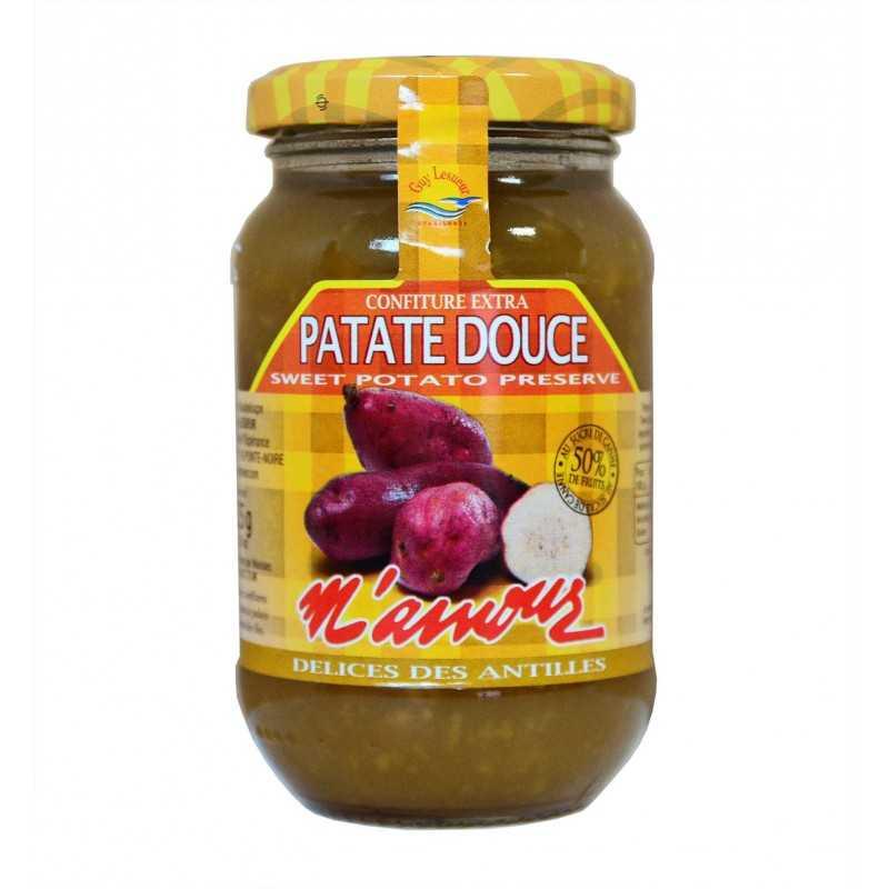 Confiture de patate douce - Mamour 325g
