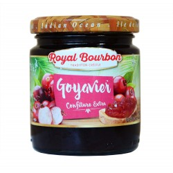 Confiture Goyavier - Royal Bourbon 250g
