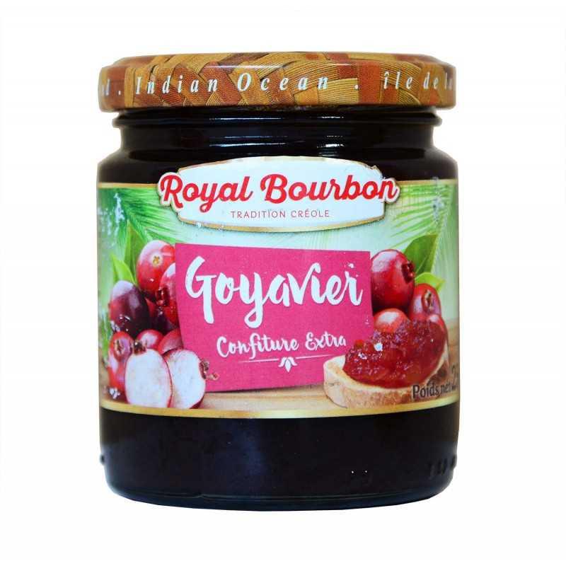 Confiture Goyavier - Royal Bourbon 250g