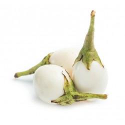Aubergines blanche - 200 g