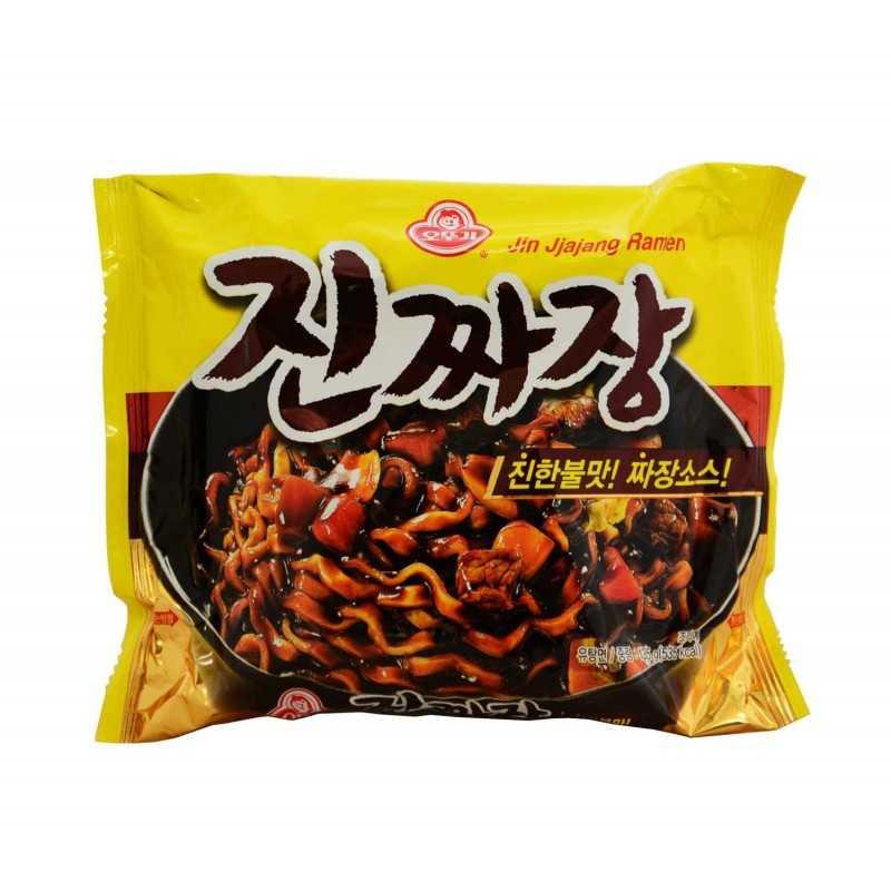 Jin jjajang Ramen - Ottogi 135 g