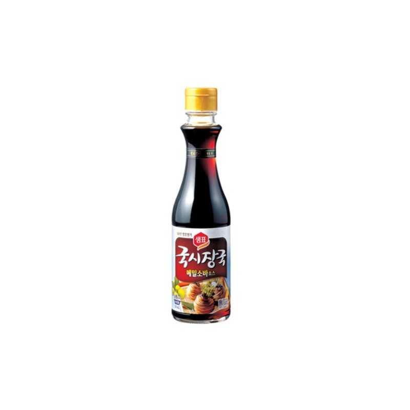 Sauce de base pour bouillons de Nouilles Soba - 350 mL SEMPIO