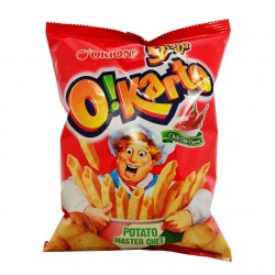 Frites Croustillantes OH Gamja - Piquant 50g